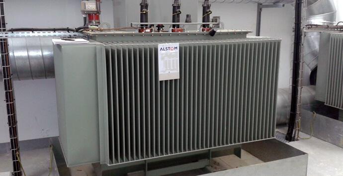 transformateur distribution électrique